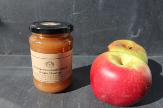 "<span class=""light"">Sweet</span> Apple & Ginger Chutney"