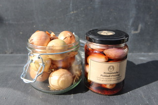 "<span class=""light"">Pickled</span> Onions"